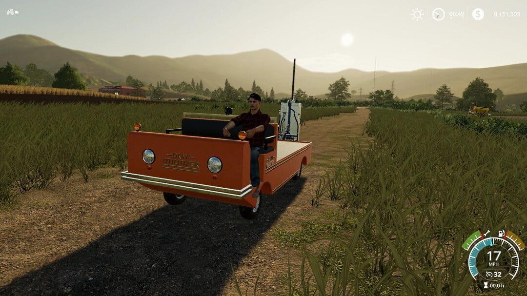 OK Utilitizer - Utility Vehicle