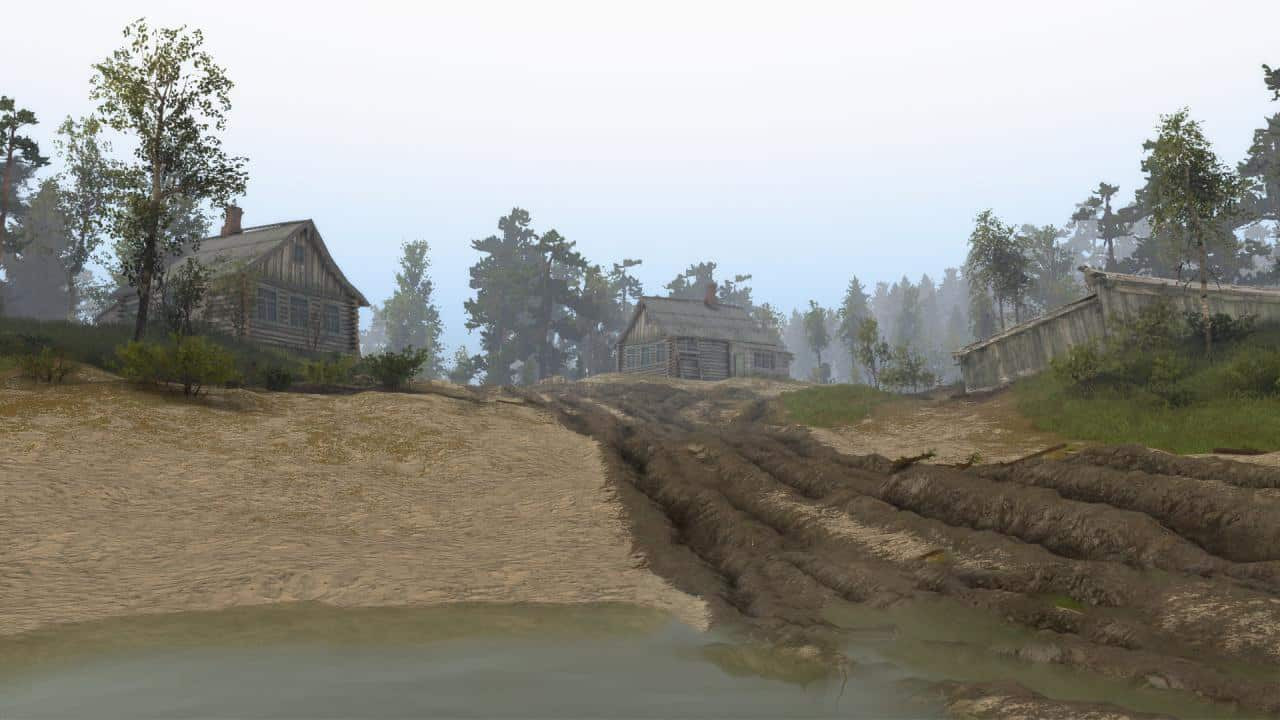 Outback Map