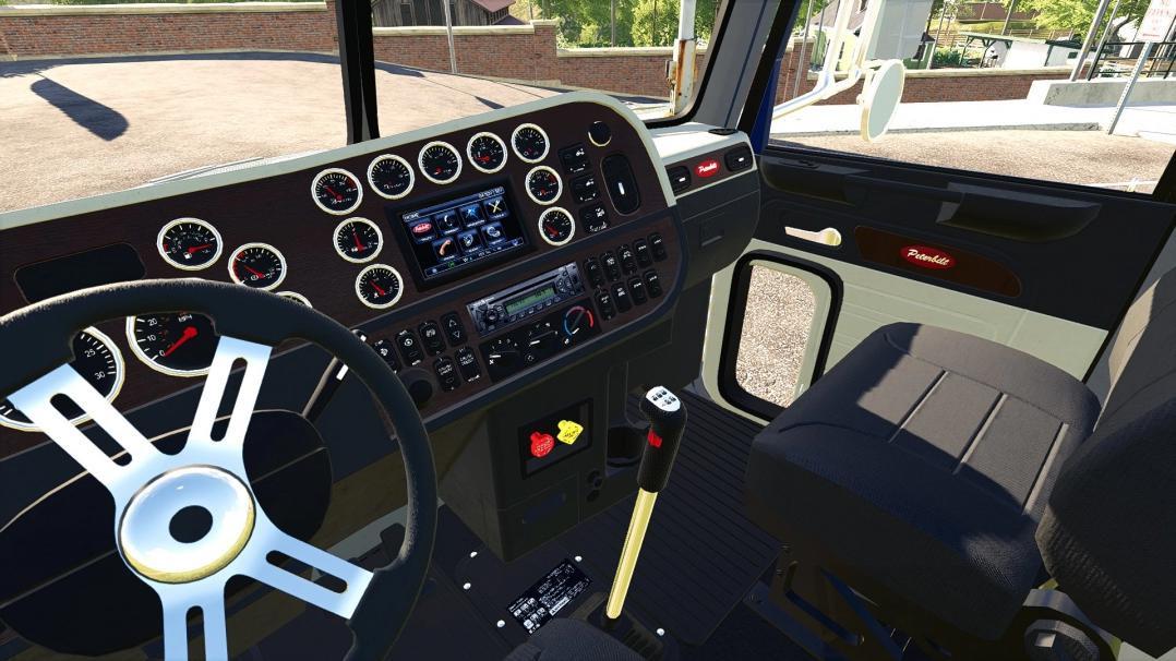Peterbilt 340 AR frame