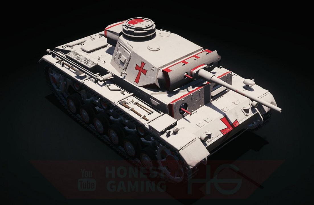Pz.Kpfw. III Ausf. J RESKIN
