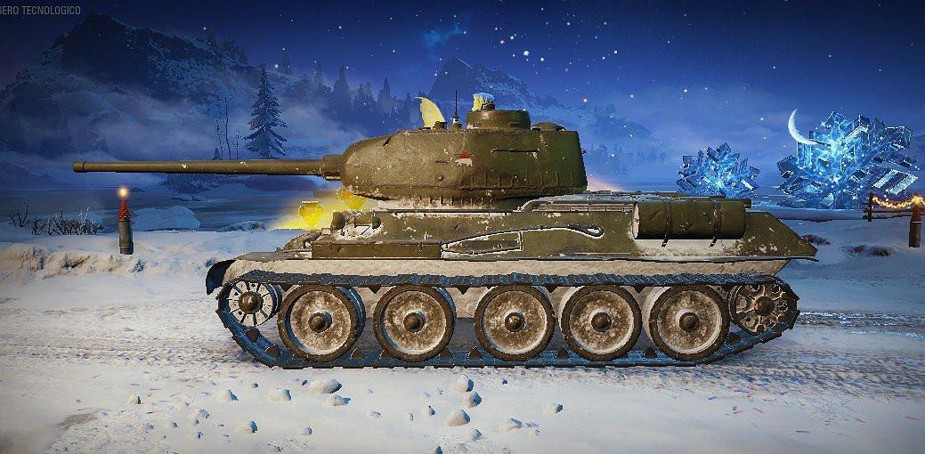 Czech T 34/85M