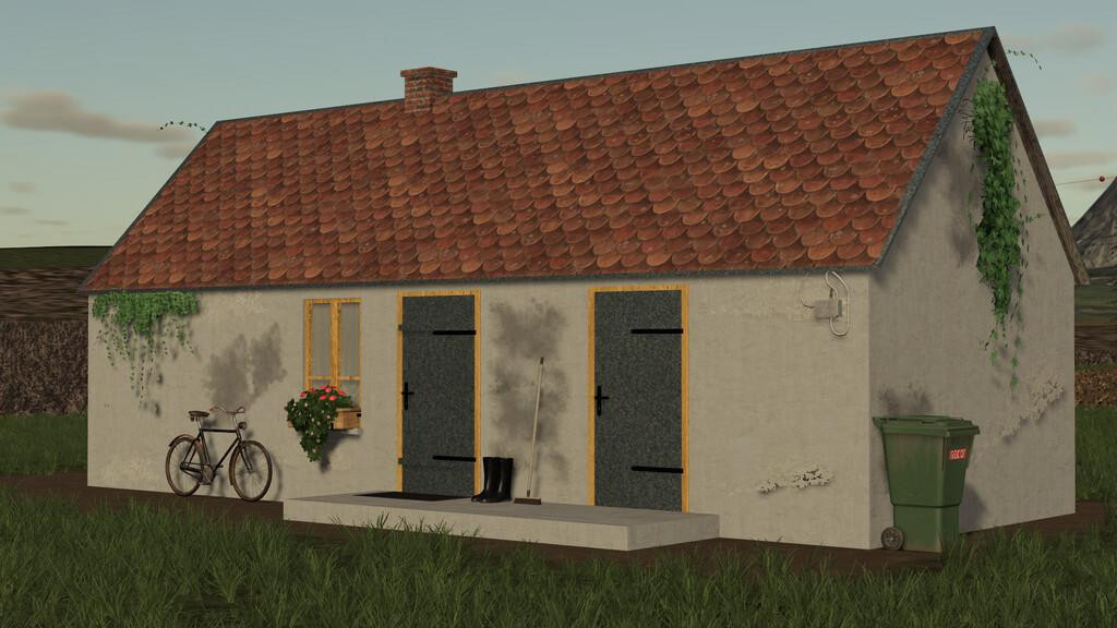 Small House In Polish Style