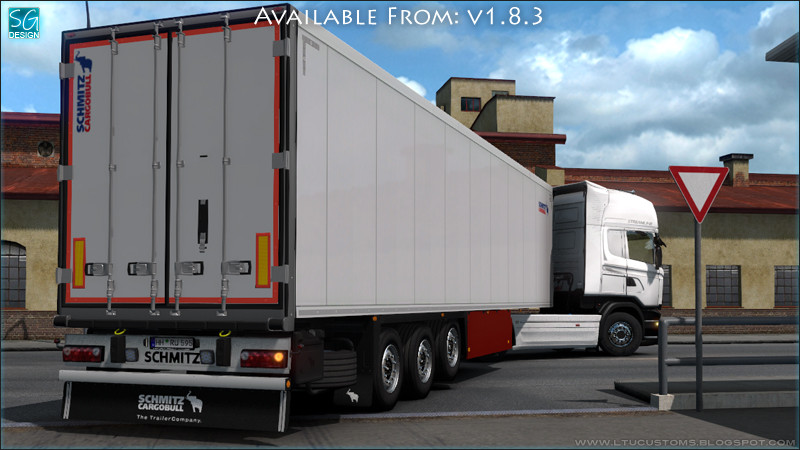 SCS TRAILER TUNING PACK