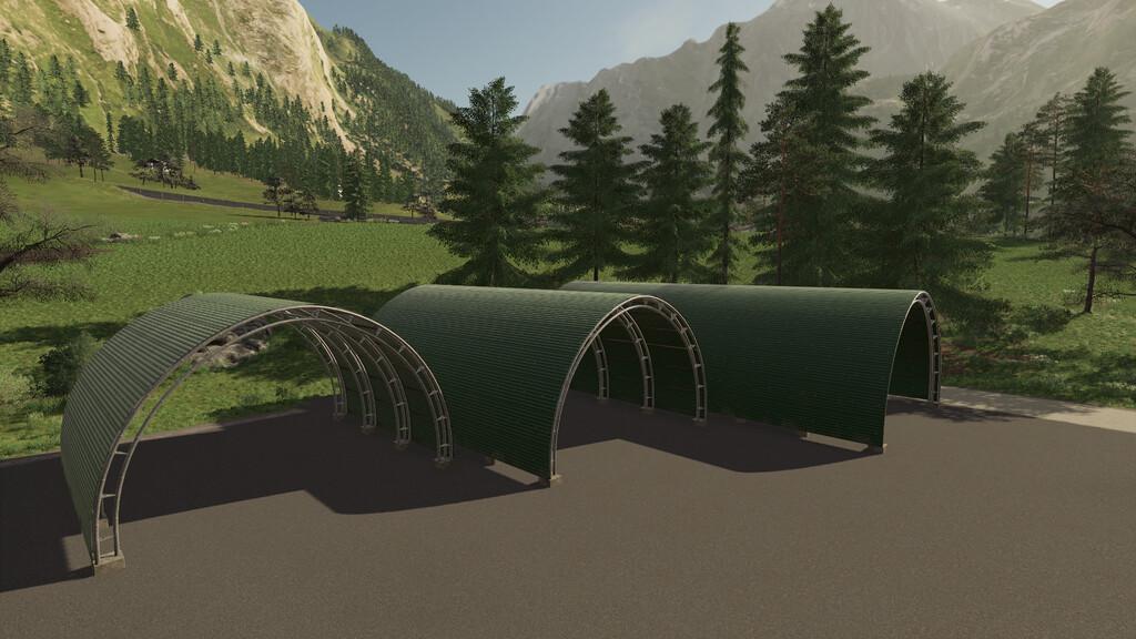 Storage Tunnel Pack