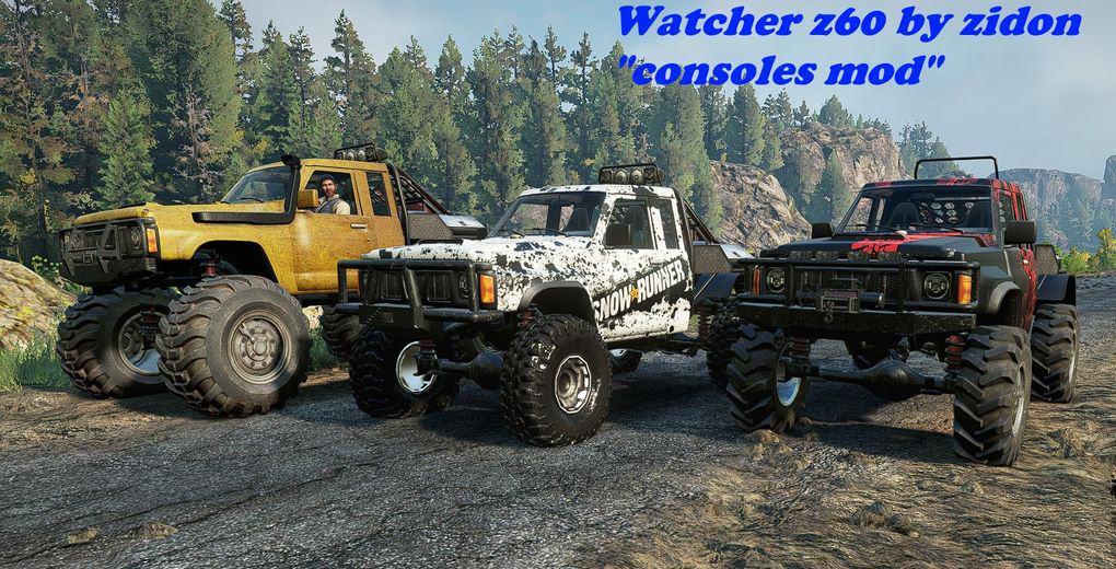 Watcher z60