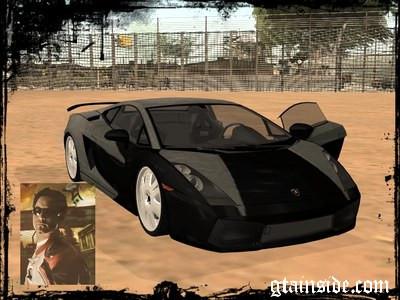 Lamborghini Gallardo NFS:MW - Ming
