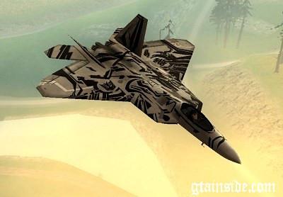 """F/A-22 Raptor """"Starscream"""""""