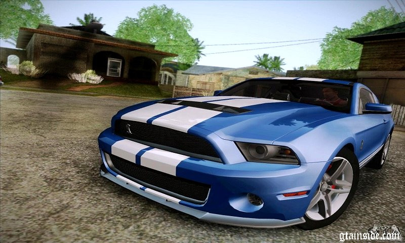 2012 Ford Shelby GT