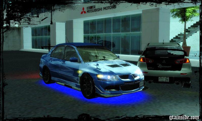 Mitsubishi Evo VIII MR Edition (Imvehft)