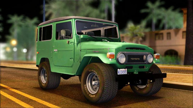 1978 Toyota Land Cruiser (FJ40)
