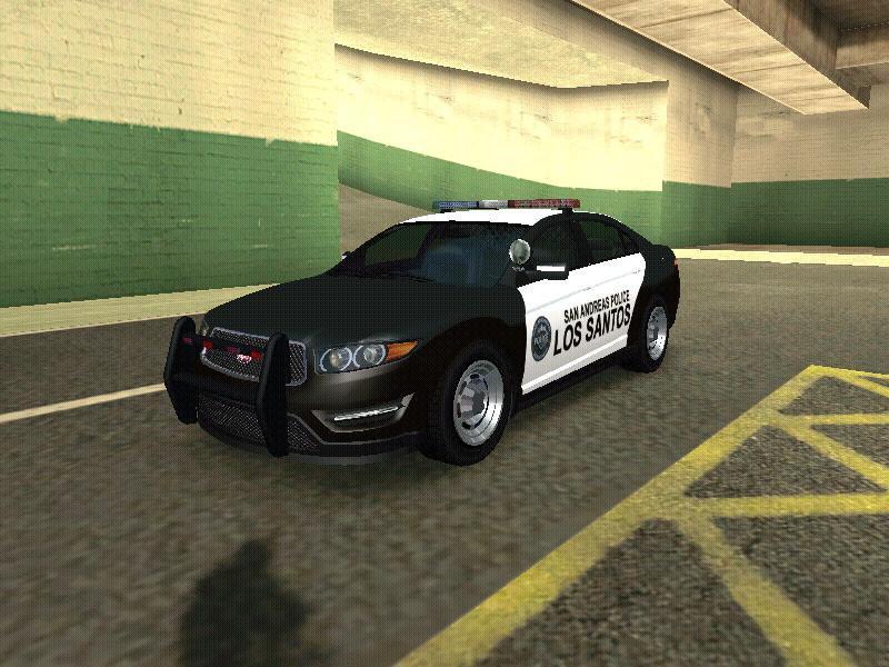 GTA 5 Police Pack for SA