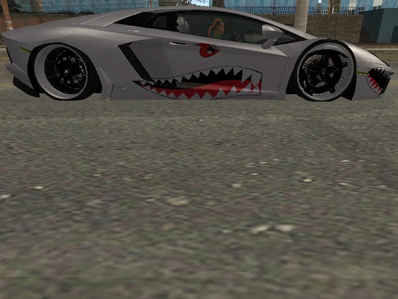 Lambhorgini Huracan Shark New Edition