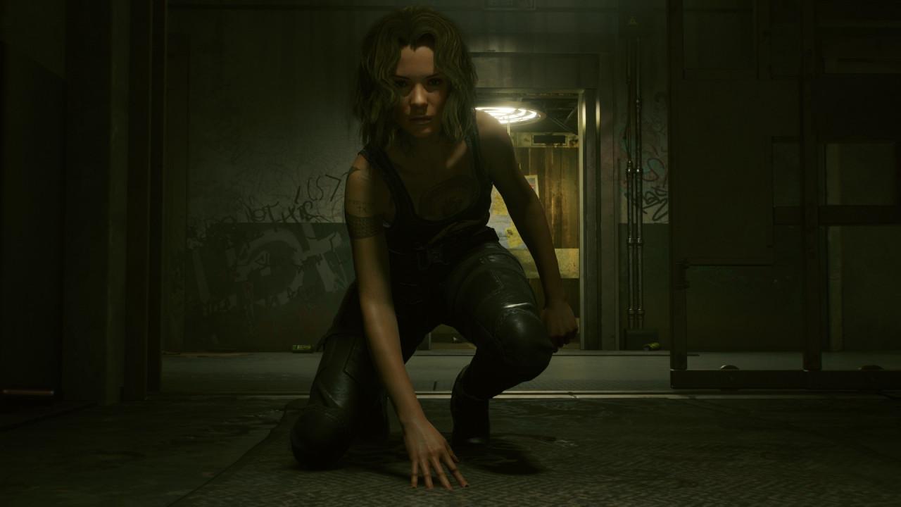 Jade female V preset (CyberCAT)