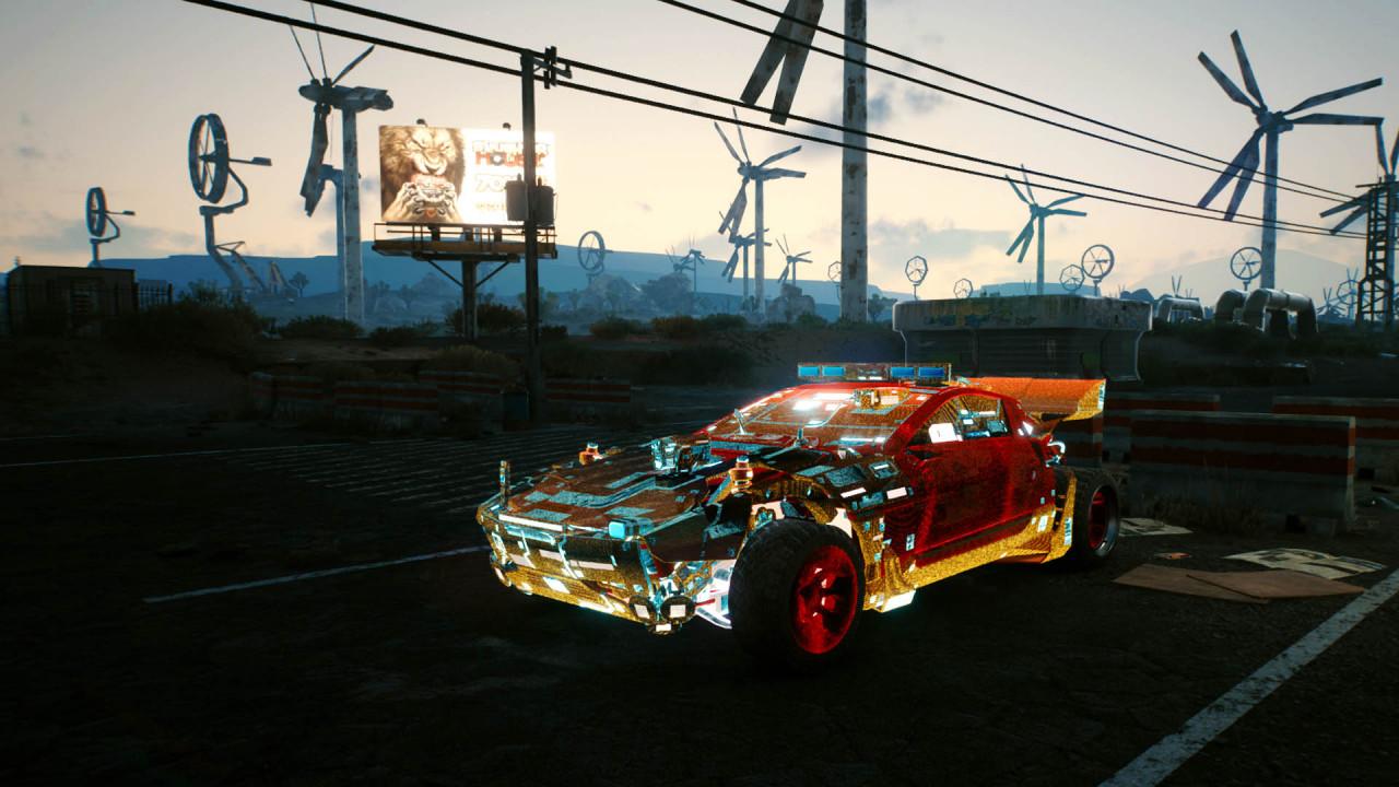 Hologram Cars 1.0