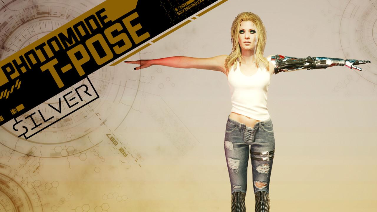 Photomode T-Pose