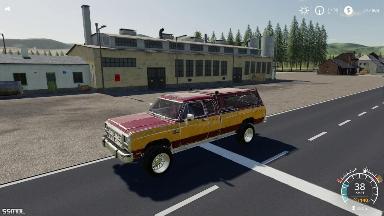 1993 Dodge W250
