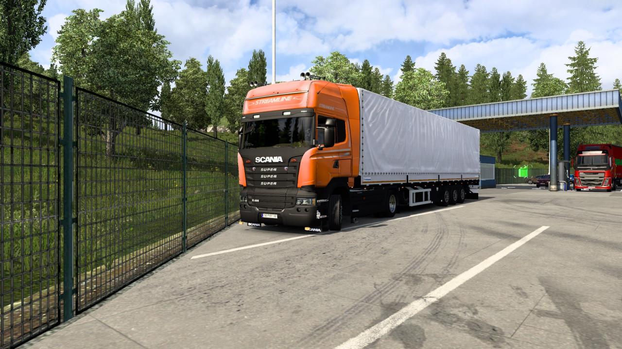 Addons Scania R & Streamline 2009