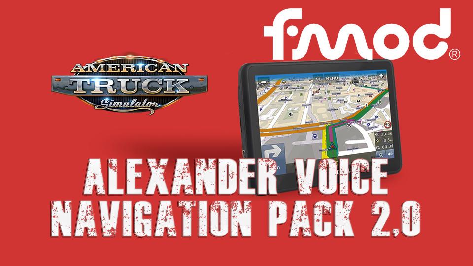 Alexander Voice Navigation Pack