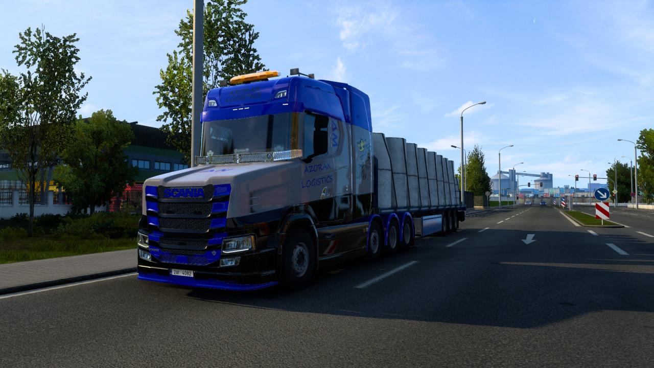 Scania NG Tcab SCS Base