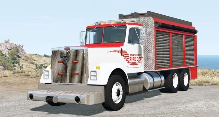 Gavril T-Series Fire Truck