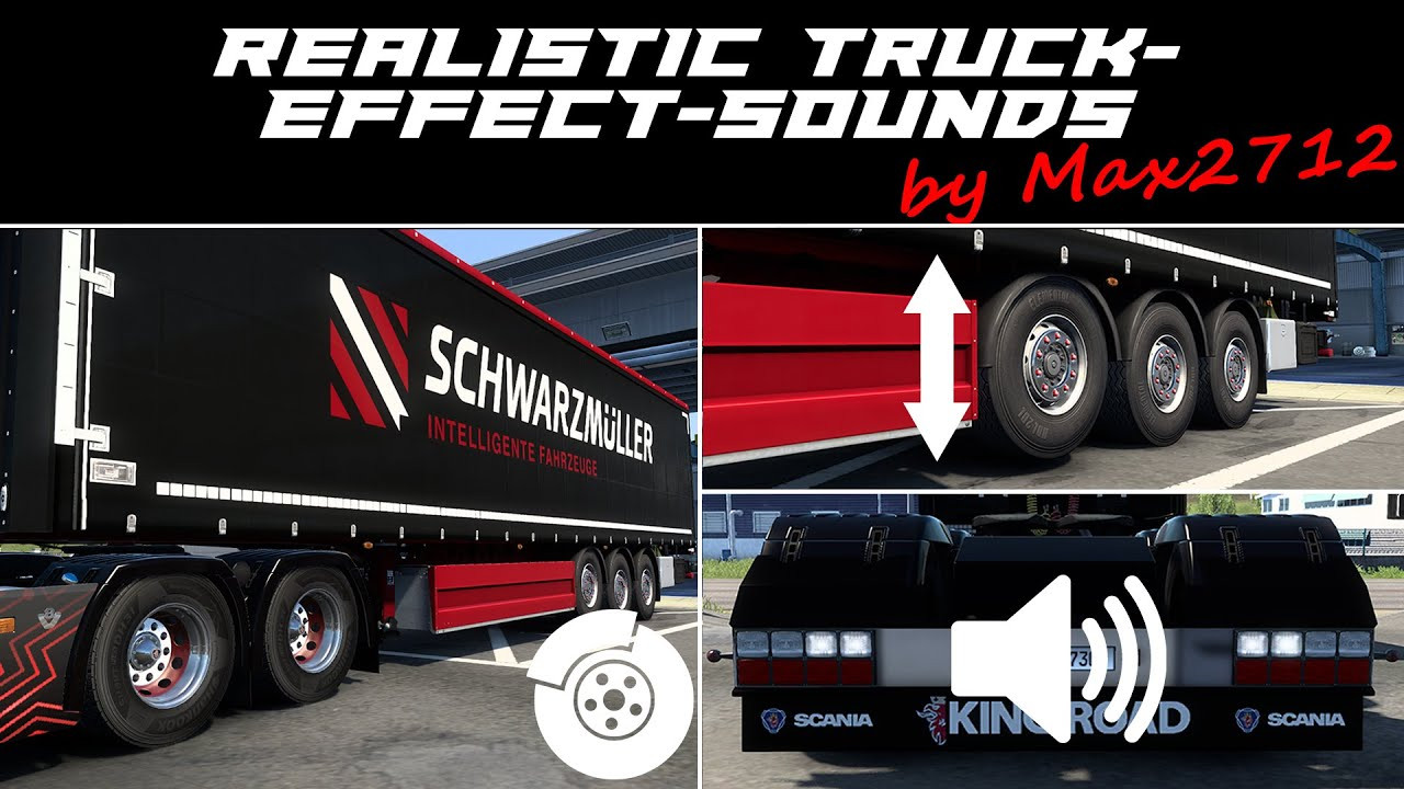 Realistic Truck-Effect-Sounds