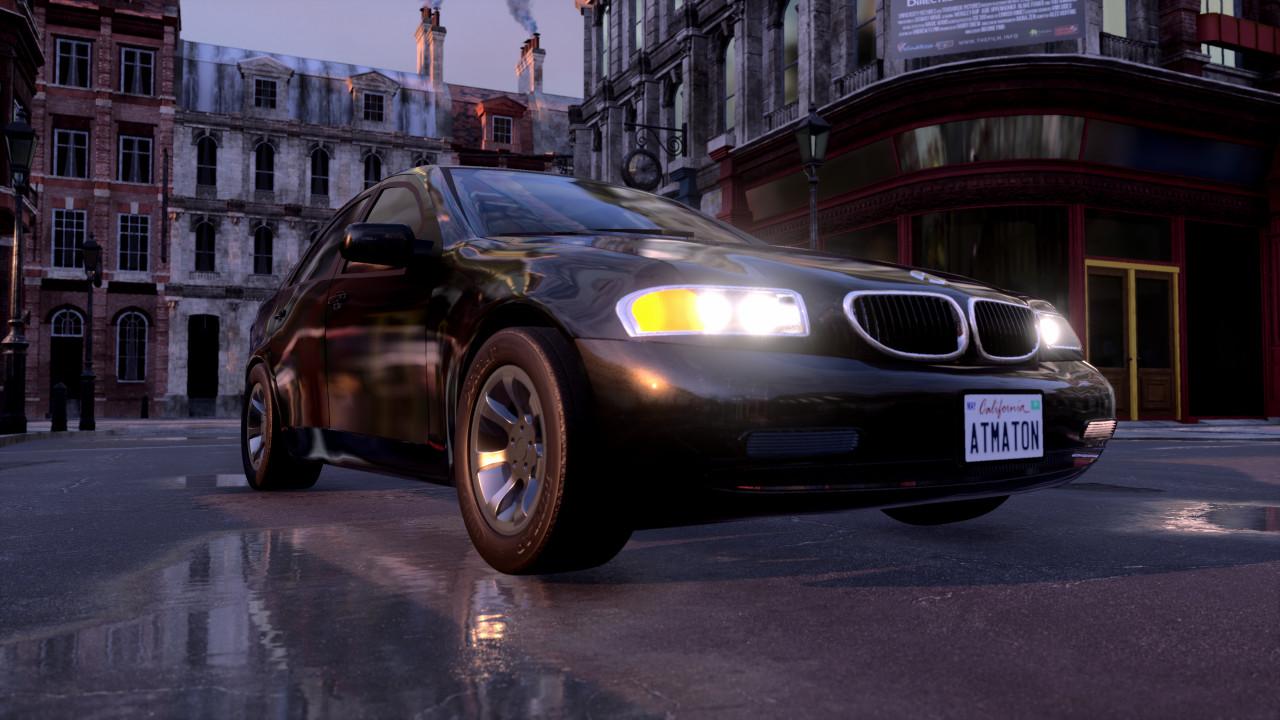 2001 BMW 320i (E46)