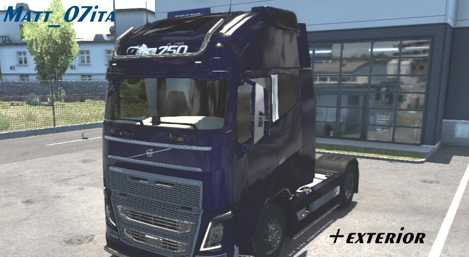 Interior for Volvo 2012 (italy style)
