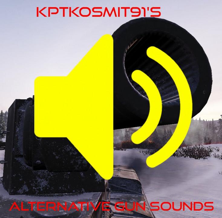 Kpt Kosmi T91's Alternative Gun Sounds