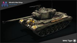 Mirukii's M46 Tiger Remodel