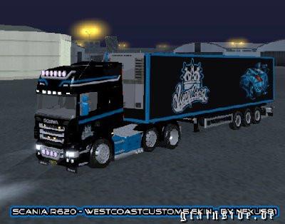 Scania R620 WestcoastCustoms