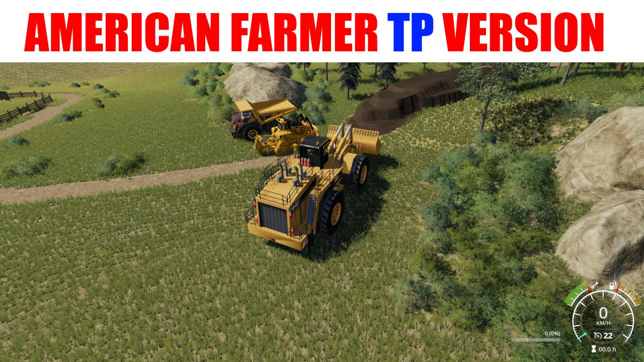 AMERICAN  FARMER TP EDITION