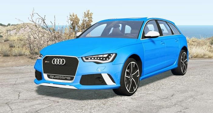 Audi RS 6 Avant (C7) 2013