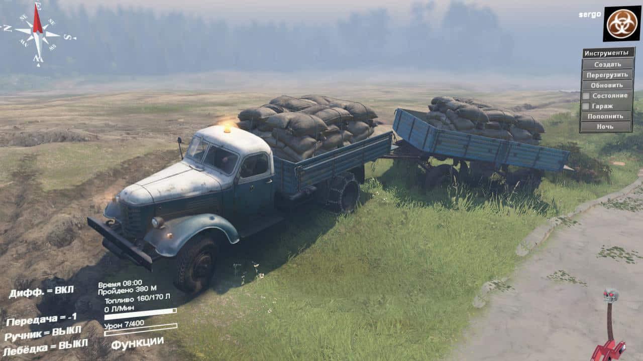 B-CA10 4×2 Truck