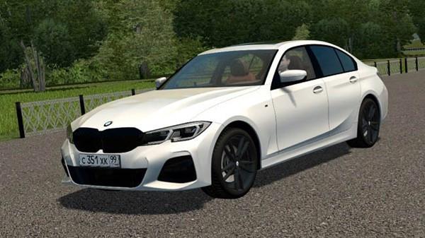 BMW 320d M-Sport (G20) 2019 CCD