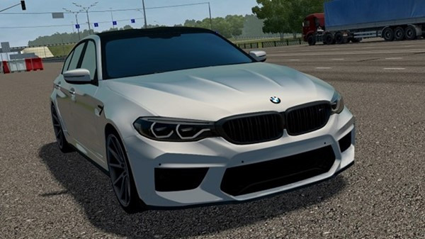 BMW M5 F90 Old Version