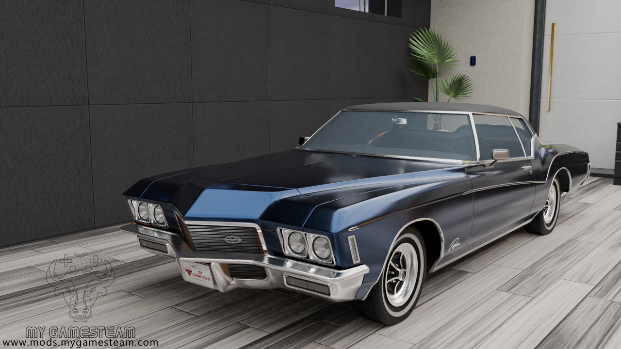 Buick Riviera Coupe 1971