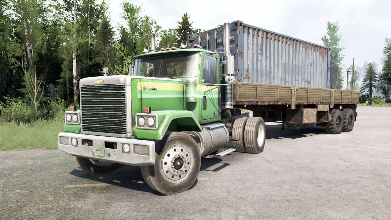 Chevrolet Bison 4×2 Truck