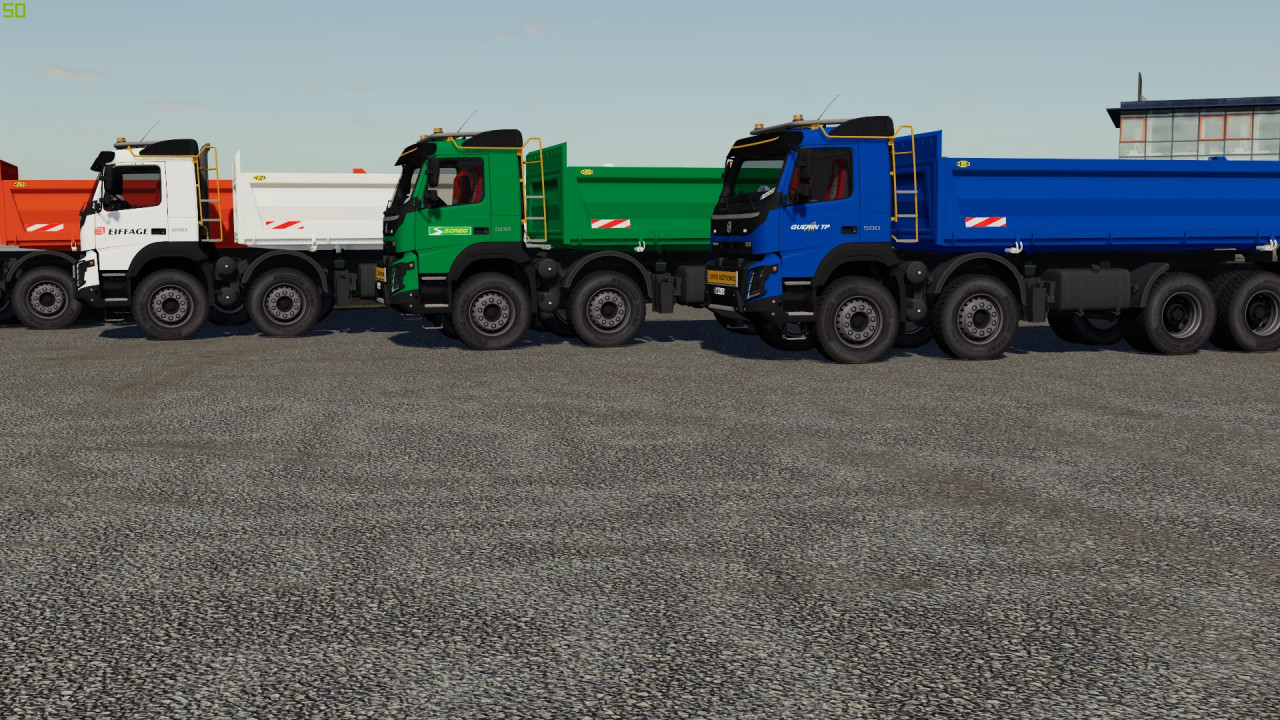 Volvo FMX Pack