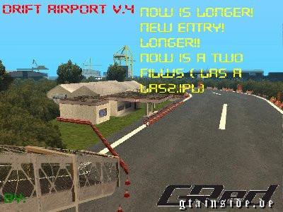 Drift Airport