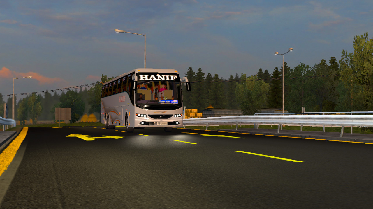 ETS2:Volvo B9r I-Shift Multiaxle RELEASE | UPDATE 2.0 | by Elite Workshop BD |