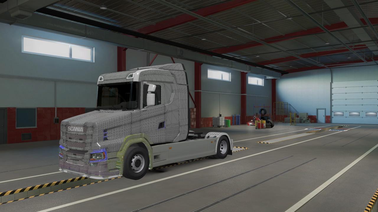 Scania NG Tcab SCS Base Example Skin