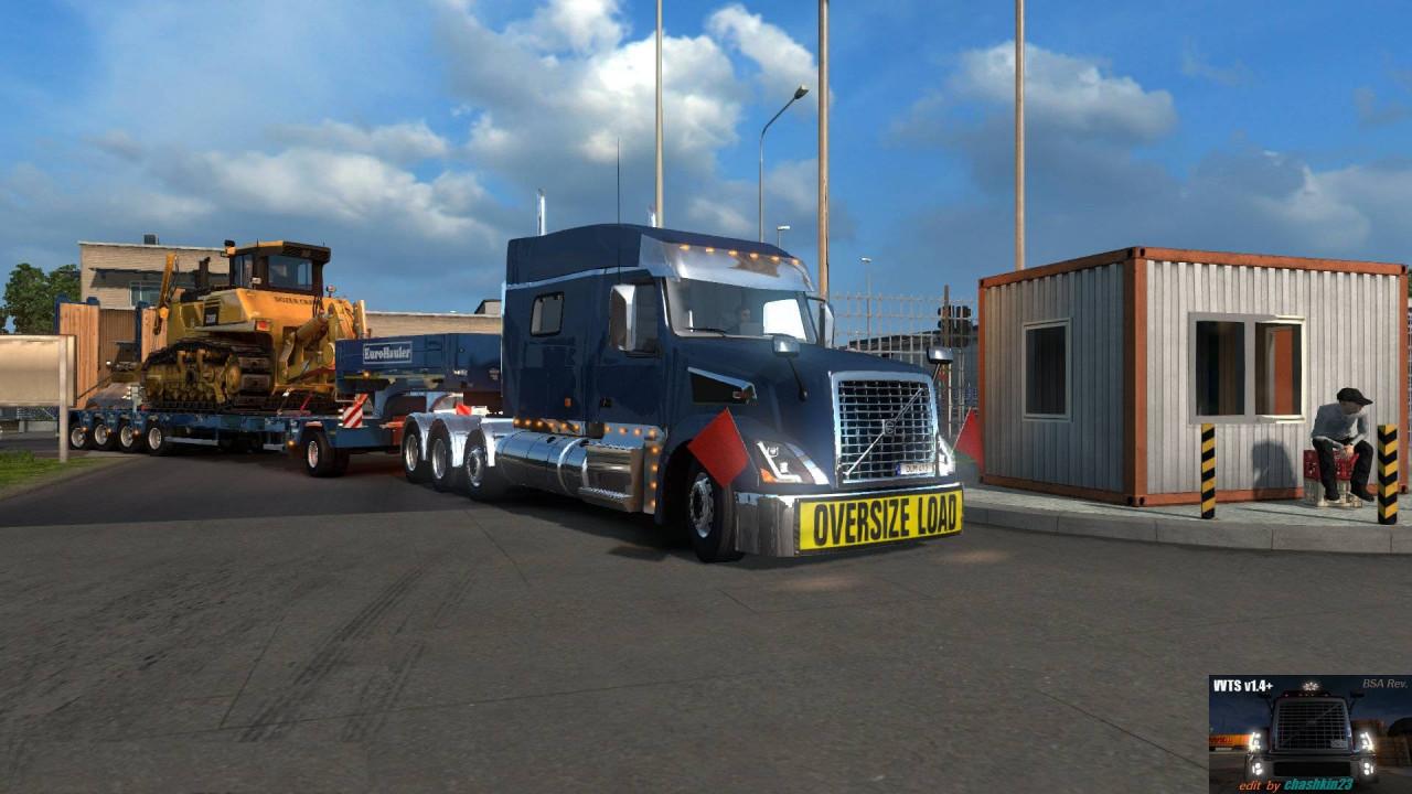 Volvo VNL Truck Shop