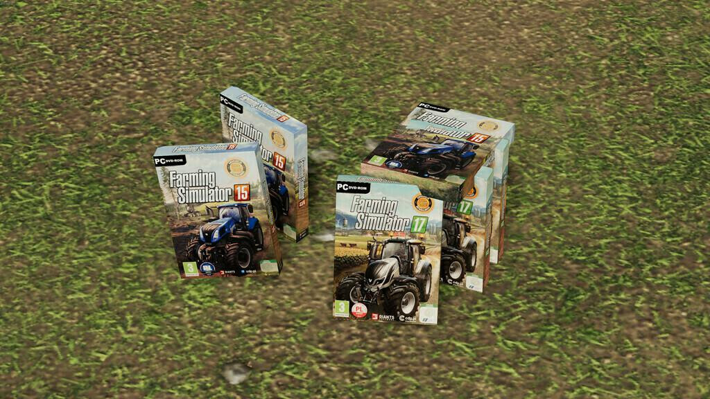 Farming Simulator Box Pack