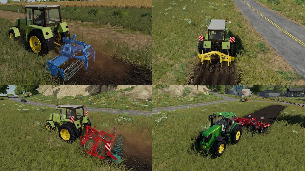Field Creator Pack