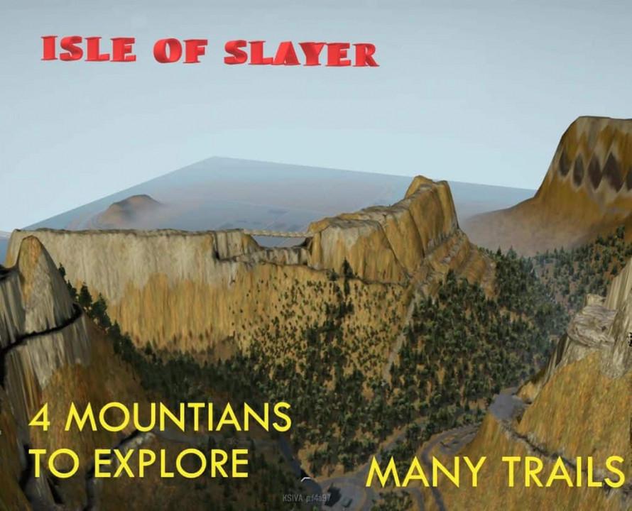 FS19 Isle of Slayer