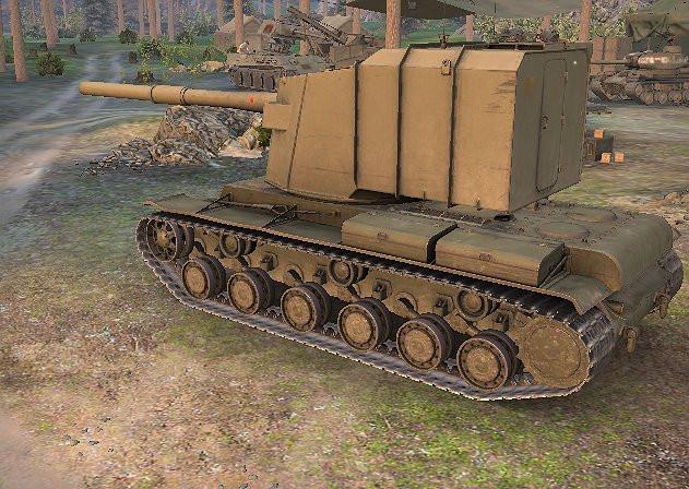 "KV-2 Remodel ""NewPremiumTank V .2"""