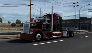 Kenworth W900 L/B Custom