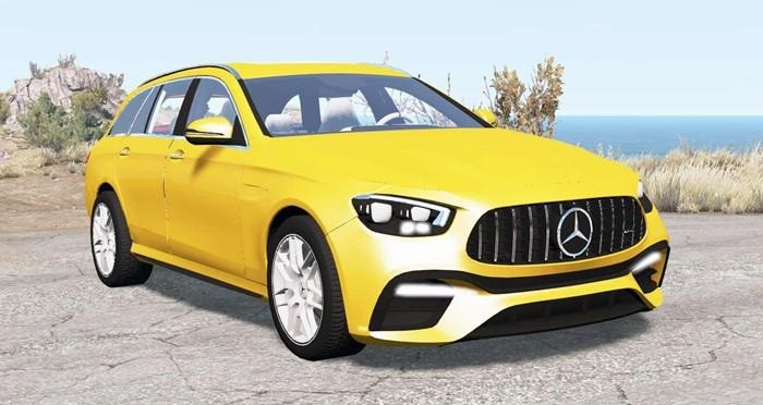 Mercedes-AMG E 63 Estate (S213) 2020