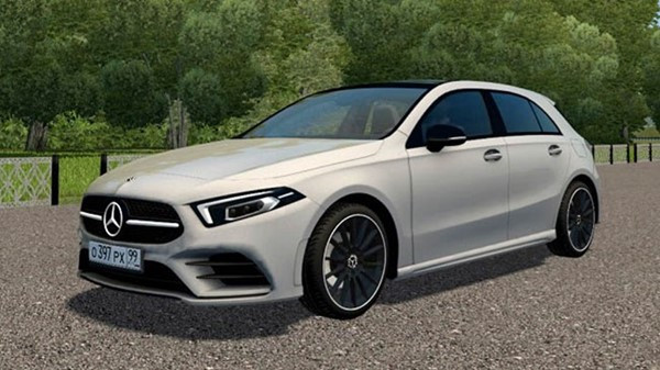 Mercedes-Benz A200 2018