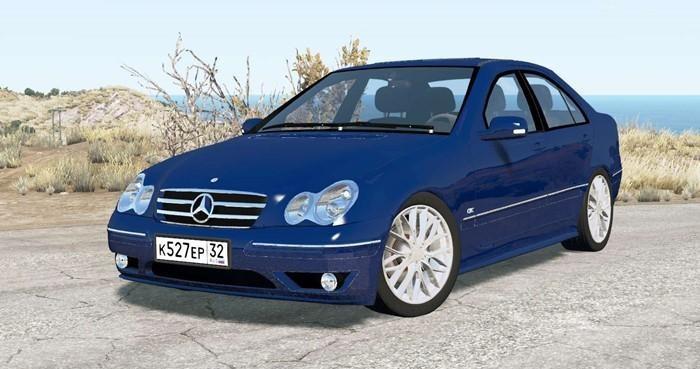 Mercedes-Benz C 320 (W203) 2004